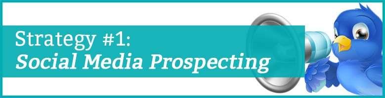 Social Media Prospecting